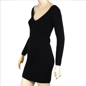 Womens Designer Yde Knitted Dress Size Sm Property Room