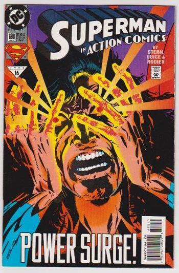 1994 DC Comics SUPERMAN IN ACTION COMICS #698 Issue