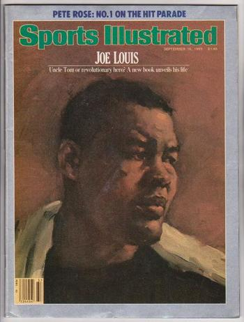 September 16, 1985 Sports Illustrated w/ Joe Louis On Cover