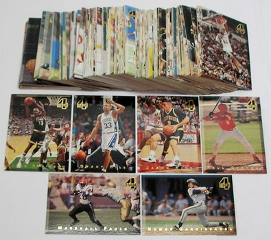 Set - 1994 Classic 4-Sport 200 Card Set - Loaded With Rookies