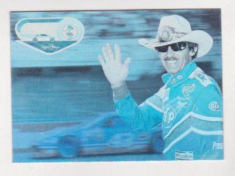1992 Richard Petty Fan Appreciation Tour Hologram