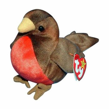 1998 Ty Beanie Baby Early The Bird - New With Tags