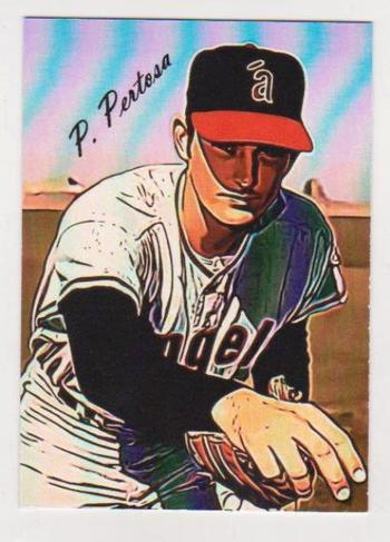 #16/25 Produced - Nolan Ryan Signed By Artist Limited Print Art Card