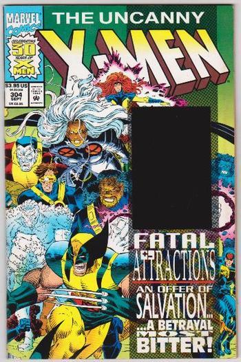 1993 The Uncanny X-Men #304 Issue - Marvel Comics