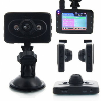 1080P Full HD Vehicle Car DVR Recorder