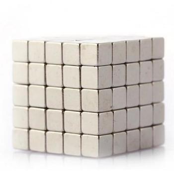 125 Piece Neodymium Magnet Cube