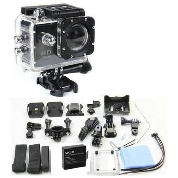 12MP Full HD 1080P Waterproof Sports Action Camera