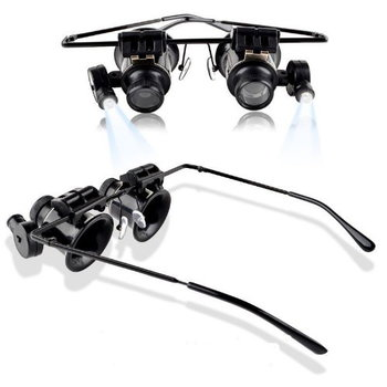 20X Magnifying Glasses with LED Lights for Jewelry/ Watch Repair