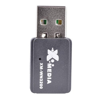 300Mbps Wireless-N USB 2.0 Adapter
