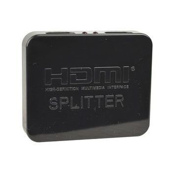 4K Ultra HD HDMI 2-Way Splitter
