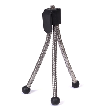 """5"""" Compact Tripod for Digital Cameras & Camcorders"""