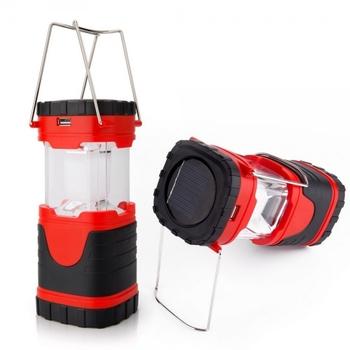 6 LED Collapsible Solar Camping Lantern