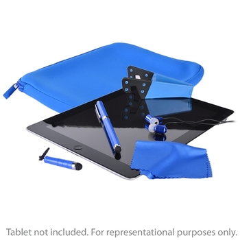 6-in-1 Universal Tablet Accessory Combo Kit