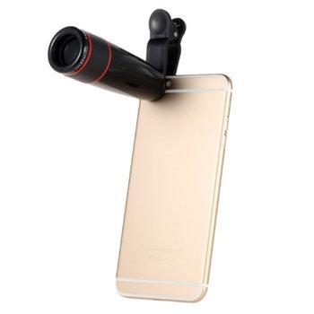 8X Zoom Universal Telephoto Phone Lens