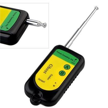 Anti-Spy Wireless RF Pinhole Camera/Bug Detector