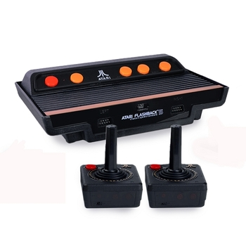 Atari Flashback 8 Classic Game Console with 105 Games