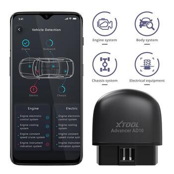 Bluetooth OBD2 Scanner