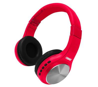 Bluetooth Wireless Headphones (Red)