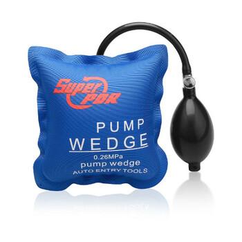 Car Lock Pump Wedge Pillow