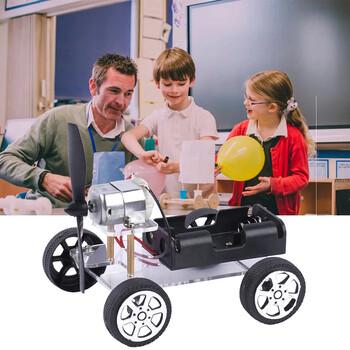 DIY Educational Electric Model Car