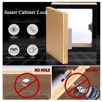 Electric Cabinet Lock