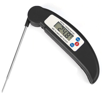 Foldable Instant Read Food Thermometer