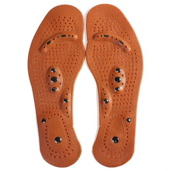 Foot Care Magnetic Therapy Massage Insoles