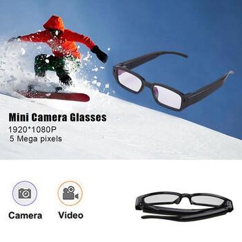 HD 1080P Hidden Camera Sunglasses