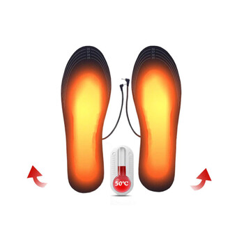Heated USB-Powered Insoles