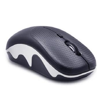 iMicro 2.4GHz Wireless 4-Button Optical Scroll Mouse w/Nano USB Transceiver