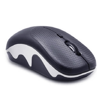 iMicro 2.4GHz Wireless 4-Button Optical Scroll Mouse w/Nano USB Transceiver