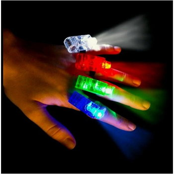 Laser Finger Beams – 8 Pieces