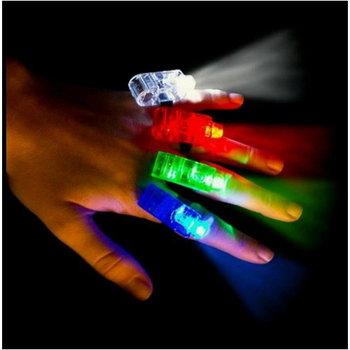 Laser Finger Beams – 8 Pieces