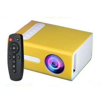 LCD Digital Projector w/ HDMI, AV, & USB