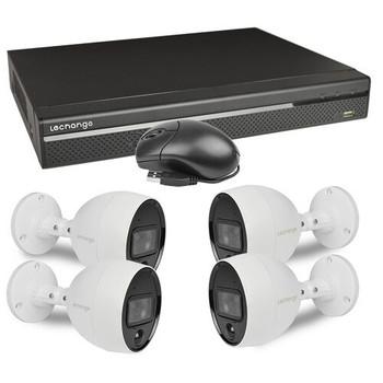 Lechange 8-Channel 2TB Network DVR Security System