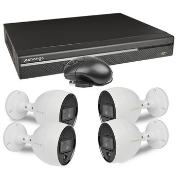 Lechange 8-Channel 2TB Network DVR Security System