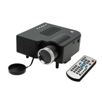 LED Digital Projector w/HDMI, VGA & AV