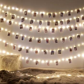 LED Photo String Light