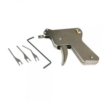 Lock Pick Snap Gun