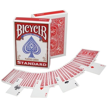 Magic Poker Playing Cards