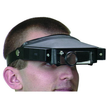 Magnifier Head Strap With Lights