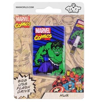 Marvel Hulk 8GB USB 2.0 Flash Drive