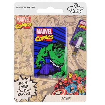 Marvel Hulk 8GB USB 2.0 Flash Drive