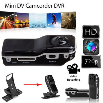 Mini Sport DVR Video Recorder Camera