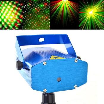 Mini Stage Lighting Laser Projector