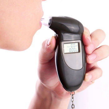 Personal Breath Alcohol Tester