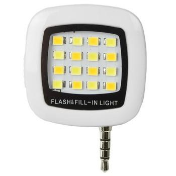 Portable Smartphone 16-LED Flash