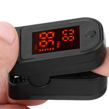 Pulse Oximeter with Digital LED Display