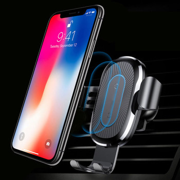 Qi Wireless Charger Phone Stand