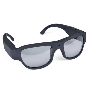 Rechargeable 1080p Video Camera Sunglasses